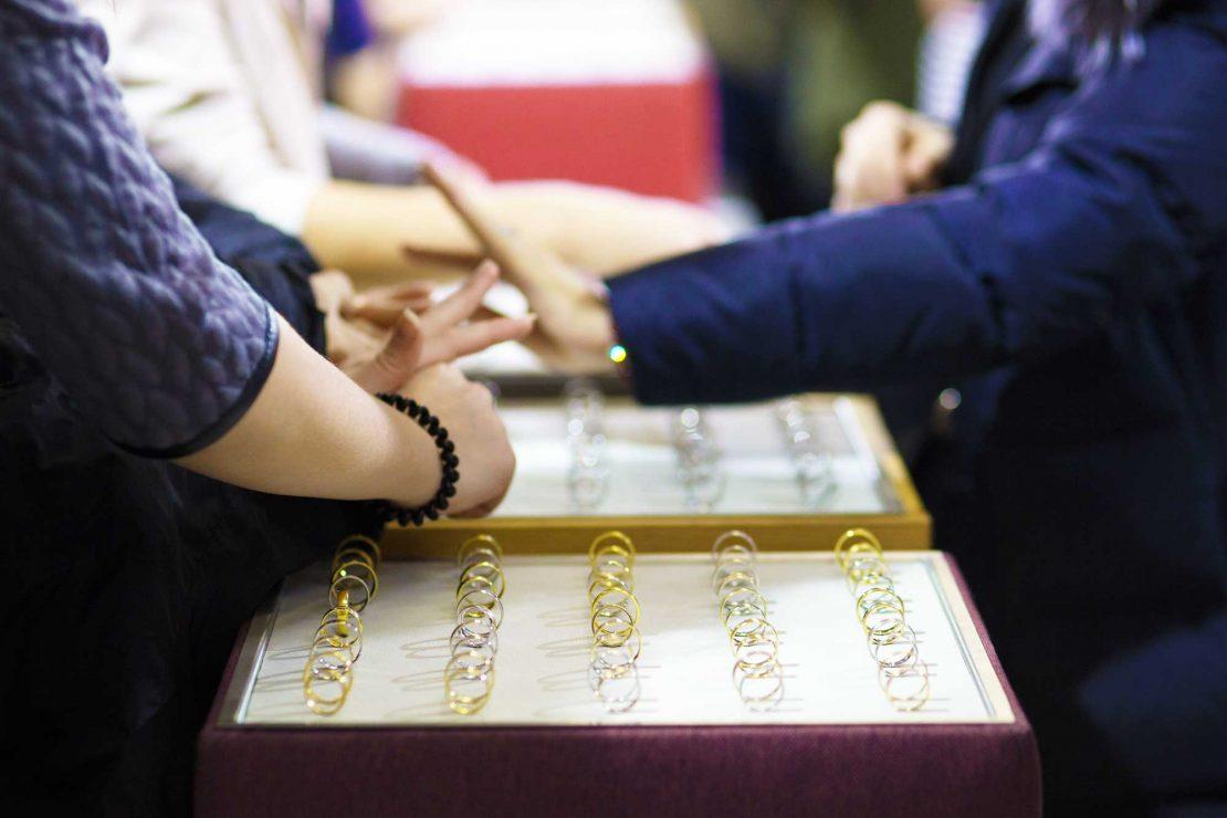 Trauringwunder-Partner Juweliere auf Hochzeitsmessen